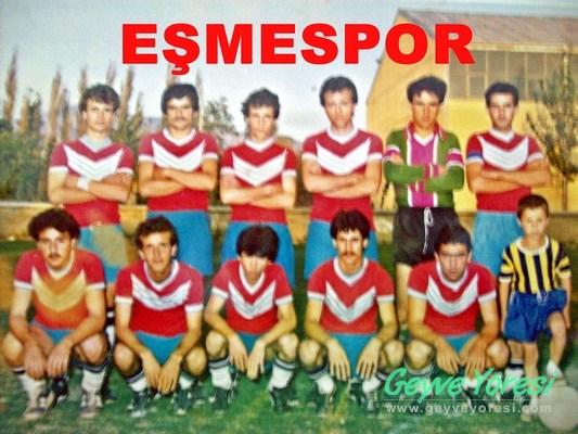Nostalji 1980 Lerde Geyve Eşmespor. Geyve'de Spor