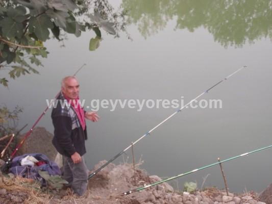 Sakarya'da Balık Keyfi Amatör Balıkçılık