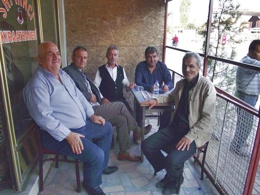 İnciksuyu Mahallesi Kahvehane Sohbetleri