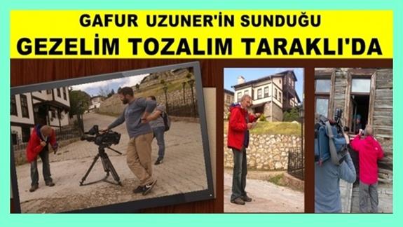 Gazelim Tozalım Taraklı'da Çekimler Yaptı.